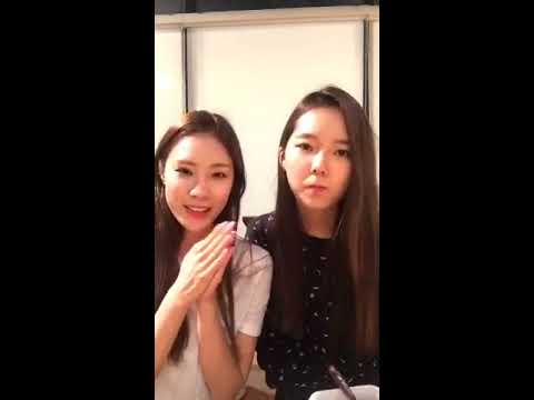 "[ENG SUB] Stellar Hyoeun Broadcast - ""Goodbye"" lyrics by Hyoyul (2017.01.18)"