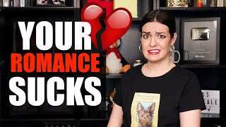10 WORST TIPS FOR WRITING ROMANCE