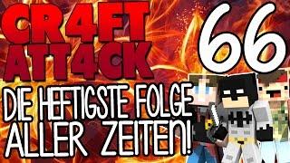 DIE HEFTIGSTE CRAFT ATTACK FOLGE ALLER ZEITEN! - CRAFT ATTACK 4 #66 | GAMERSTIME
