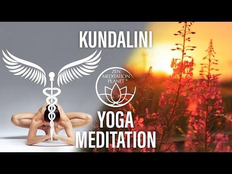 Kudalini Yoga Meditation Music - Expand and Awaken Your Energy, Break a Blockages