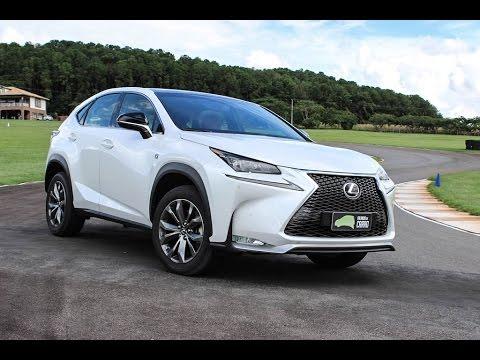 Lexus Gs F >> Teste - Lexus NX200t F-Sport - Falando de Carro - YouTube