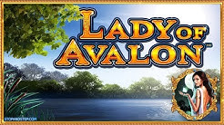 CORAL BOOKIES SLOTS; Lady of Avalon, Multropolis & More !!!