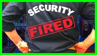 I THINK I GOT A SECURITY GUY FIRED 👮 BIG MONEY Cheese Caper Slot Machine Bonuses With SDGuy1234