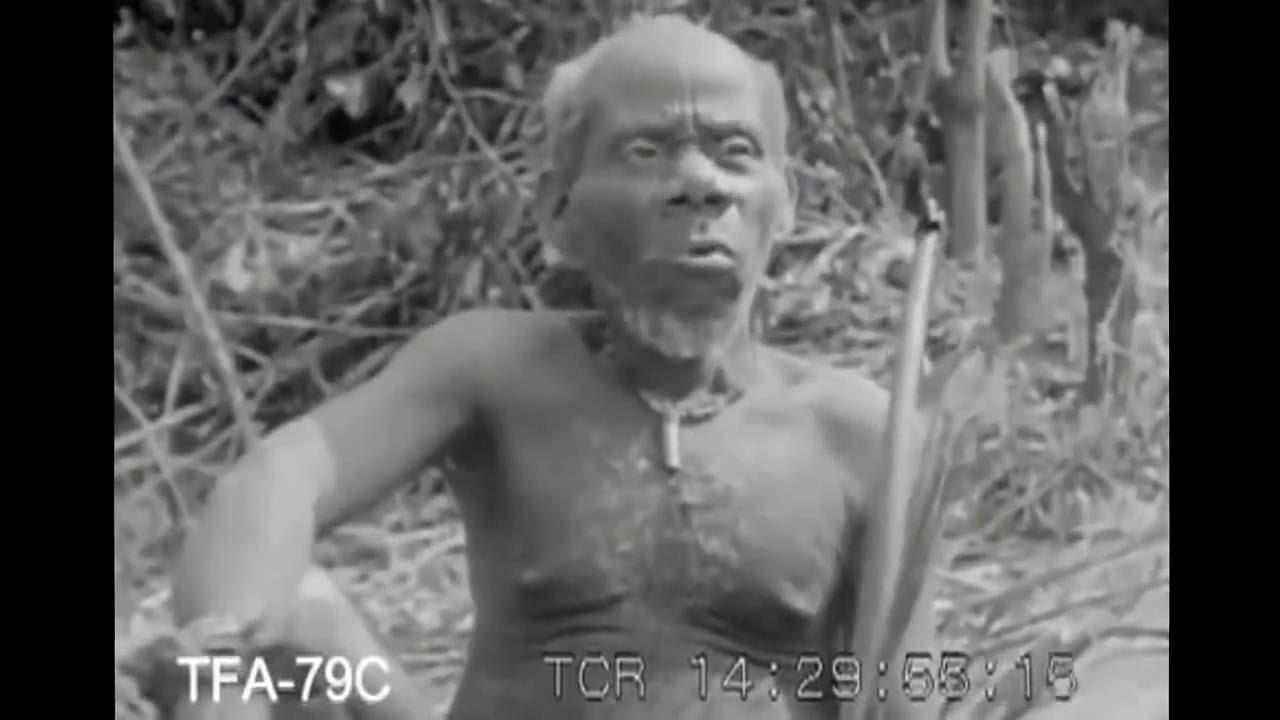 Castle Films - Pygmy Documentary 1933