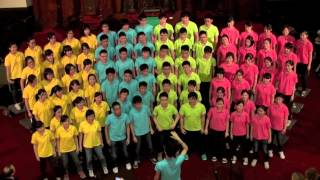 SPCC Senior Mixed Voice Choir - Ritmo