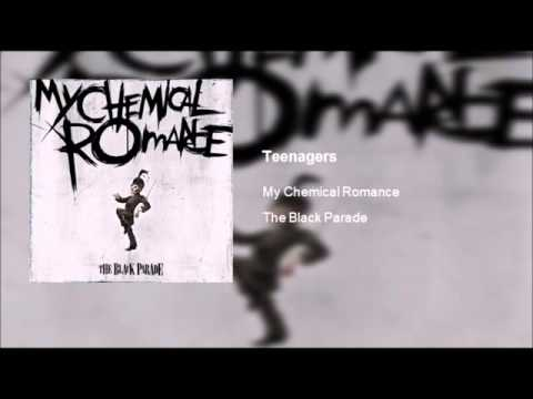 My Chemical Romance - Teenagers (Clean)