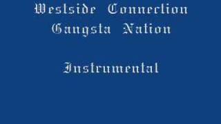 West Side Connection-Gangsta Nation (Instrumental)