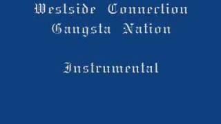 West Side Connection-Gangsta Nation (Instrumental)