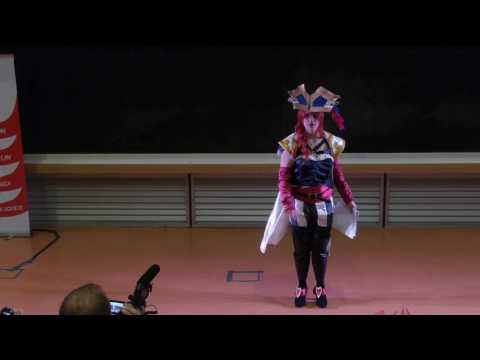 related image - Nihon Breizh Festival 2017 - Cosplay Dimanche - 04 - League of Legends - Miss Fortune