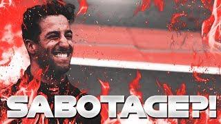 Five Reasons Red Bull are SABOTAGING Daniel Ricciardo