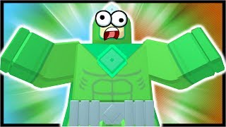 UNLOCKING THE FINAL ROBLOX SUPER HERO! | Roblox Heroes Of Robloxia