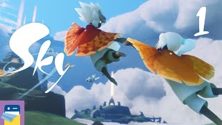Sky: Children of the Light - iOS Gameplay Walkthrough Part 1 (by thatgamecompany)