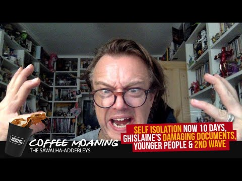 Coffee Moaning : Lucy Wyndham-Read / Donald Trump vs. Marge Simpson / Quarantine / from YouTube · Duration:  20 minutes 13 seconds
