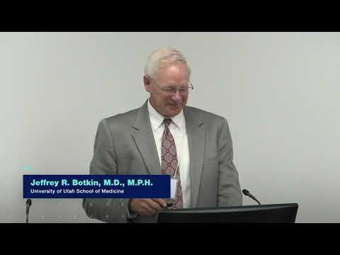Report: National Academies of Sciences, Engineering, and Medicine - Jeff Botkin