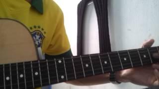 Bông Hồng Cài Áo - Guitar cover.