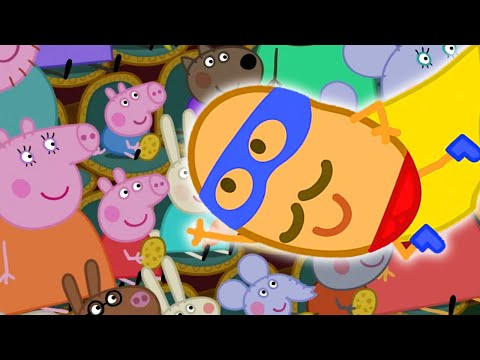 Peppa Pig Full Episodes | Season 8 | Compilation 50 | Kids Video