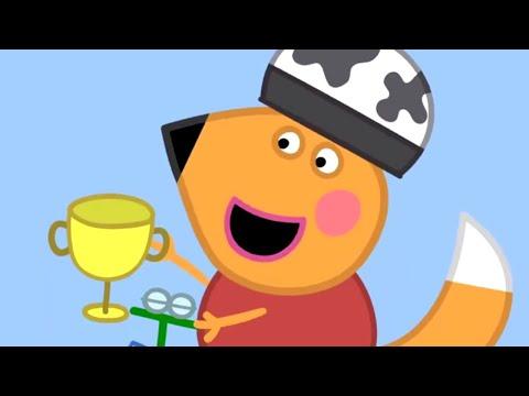Peppa Pig en Español Episodios completos | Freddy Fox | Pepa la cerdita