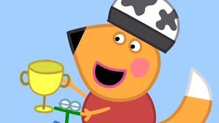 Peppa Pig en Español Episodios completos | Freddy Fox | Dibujos Animados