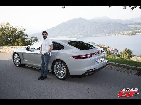 Porsche Panamera Turbo بورش باناميرا تيربو 2017