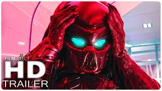 THE PREDATOR Trailer 2 (2018)