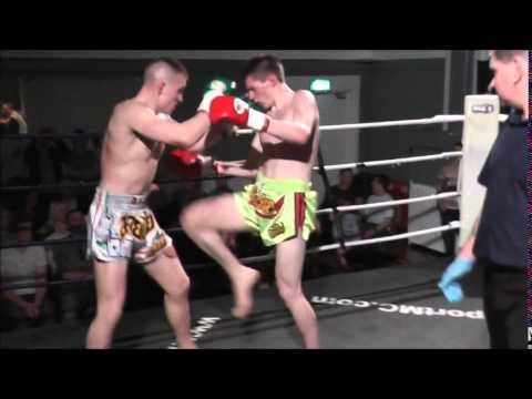 Owen Trykowski vs Martin Harvey