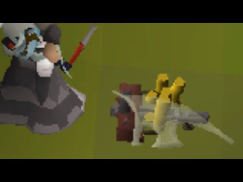 Today Was A Weird Day On Runescape