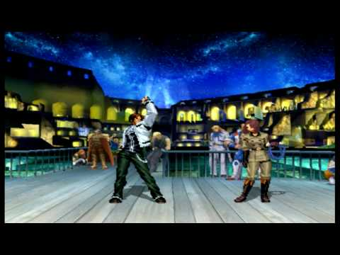 King Of Fighters 2002 UM Challenge 8-13