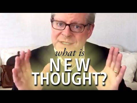 New Thought for Dummies with Dr. Roger Teel