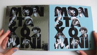 Unboxing Monsta X 몬스타엑스 2nd Mini Album Rush 신속히 (Official & Secret Version) Mp3
