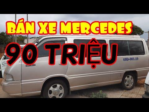 85 triệu Mercedes Benz hạ tải 800kg