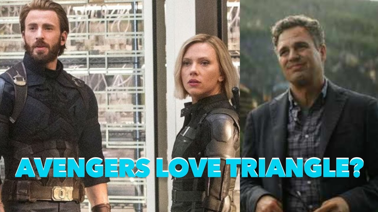 What's Going On Between Natasha & Steve?! (SPOILERS For Infinity War)