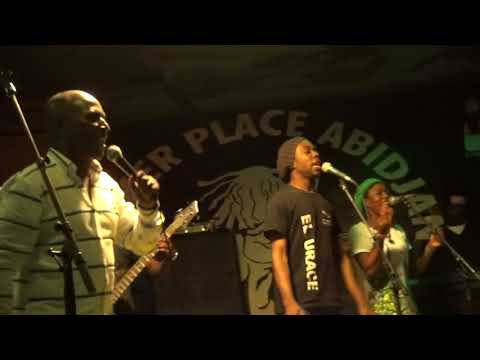 Prestation du Prophète ANOH Pierre au Parker Place à Marcory zone 4 (Abidjan).