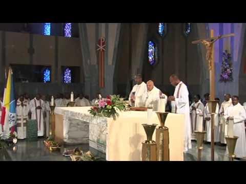 Messe en créole - Fête de Notre-Dame de l'Assomption