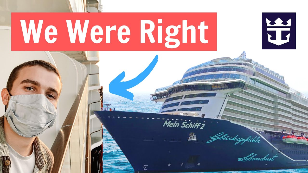 Cruises Restarted - Passenger Reveals All