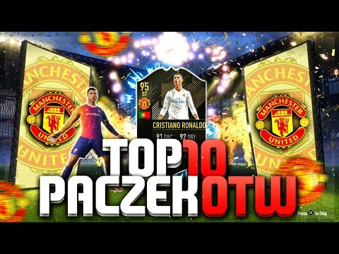 FIFA 18   TOP 10 PACZEK OTW POLAKÓW! #2