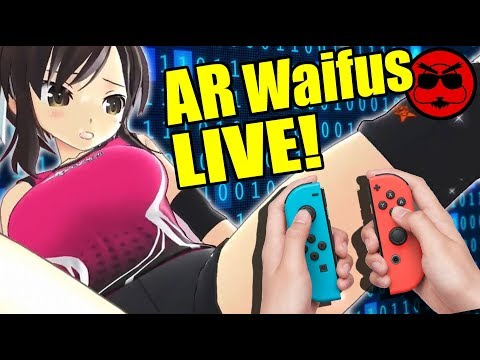 How AR Will Change Dating Sim Games! - Gaijin Goombah
