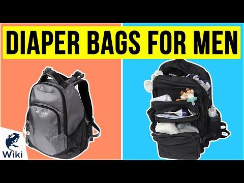 10-best-diaper-bags-for-men-2020
