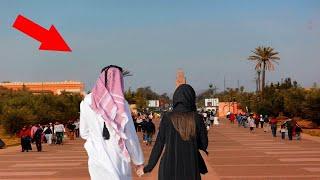 Bu Bir Arap Kadının Hayatı! İnanması Zor Ama Burası Arap Ülkesi.