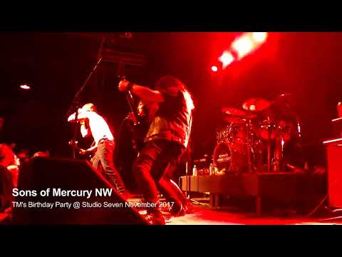 Sons of Mercury NW, TM's Birthday Party @ Studo Seven November 2017