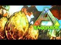 The Egg Thief!  - ARK: RAGNAROK SURVIVAL (DLC)(EP.10)