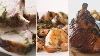 3 Easy Entrees to Make for the Holidays