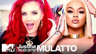 Mulatto Dishes on Rihanna Loving Her Song | The Justina Valentine Show | MTV
