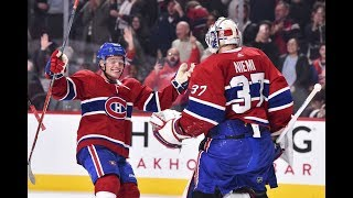 Looking at the Canadiens Quick Turnaround in 2019