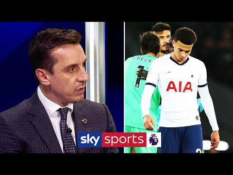 """Dele Alli needs to sort himself out "" 