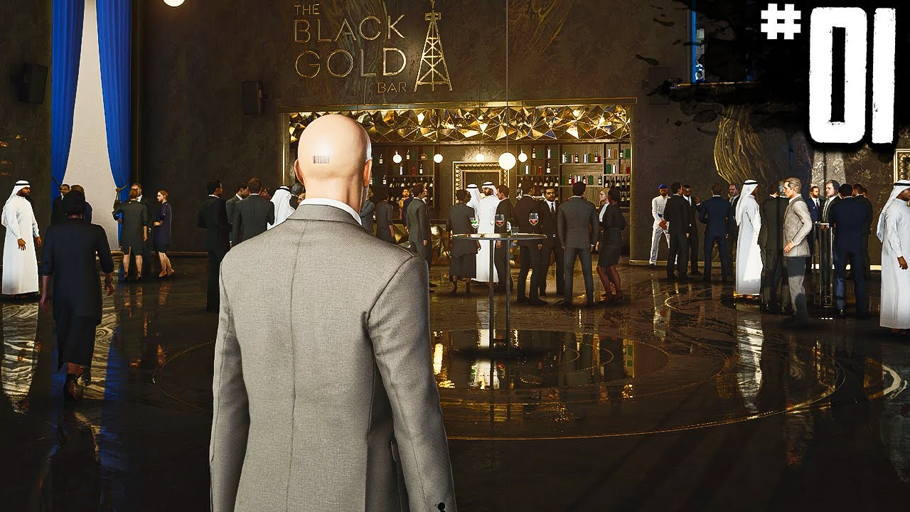 Hitman 3 - Part 1 - WELCOME TO DUBAI