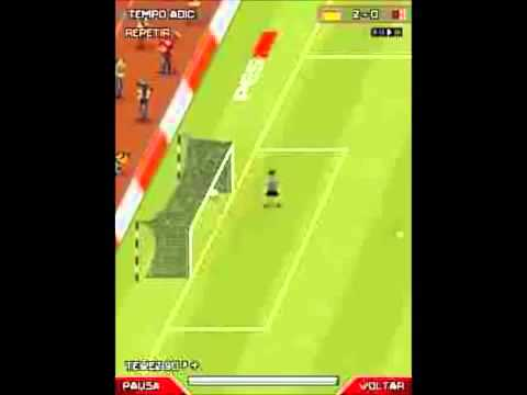 Lances e Gols PES JAVA