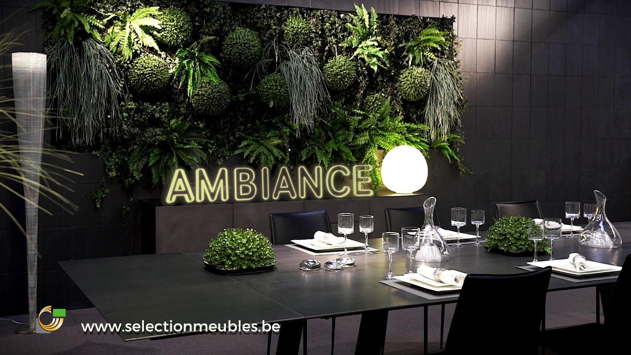 selection meubles 8 salles d expositions 13000 m2 de meubles en ambiance amougies. Black Bedroom Furniture Sets. Home Design Ideas
