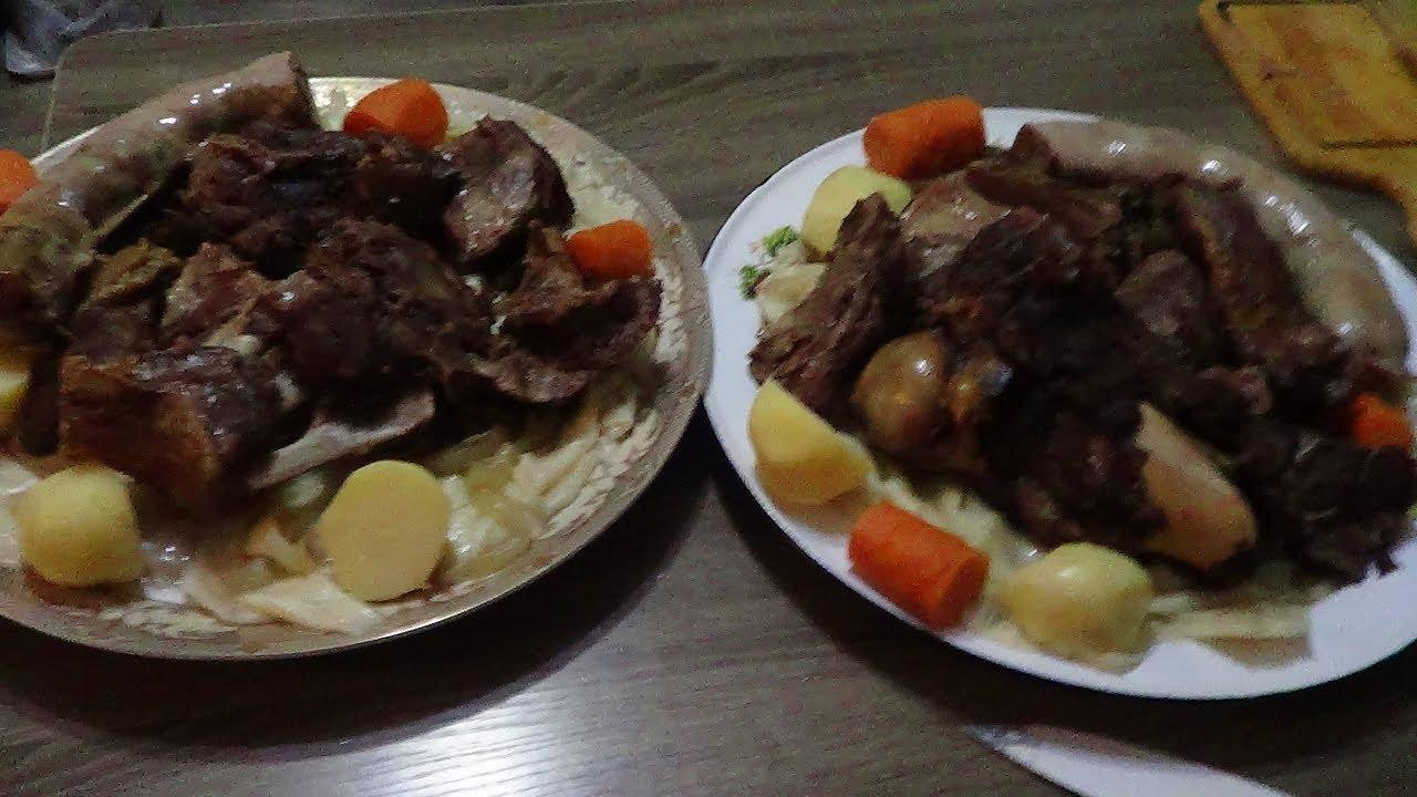 Қазақтың бешбармағы|Казахское национальное блюдо бешбармак|Kazakh national dish beshbarmak