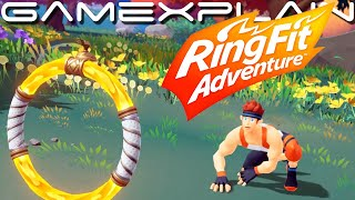 Ring Fit Adventure - Opening Cutscene