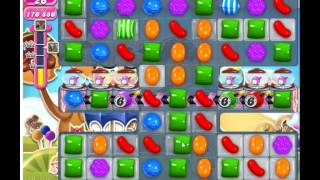 Candy Crush Saga Level 538 no boosters 11 moves left